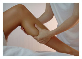 Licensing for a massage therapist